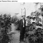 А. П. Чехов в Ялте 1901г.