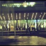Кинотеатр Сатурн