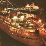 Ночной порт