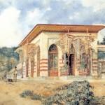 Оранжерея в Ливадии 1863 г.