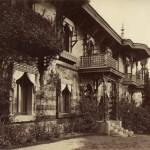 Дворец Наследника в Ливадии Западный фасад.