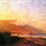 А.Фесслер 1826-1885 Ялта 1869 г.