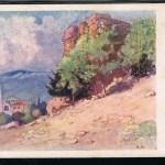 Гурзуф -открытка