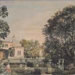 Рудольф фон Альт. 1863 год